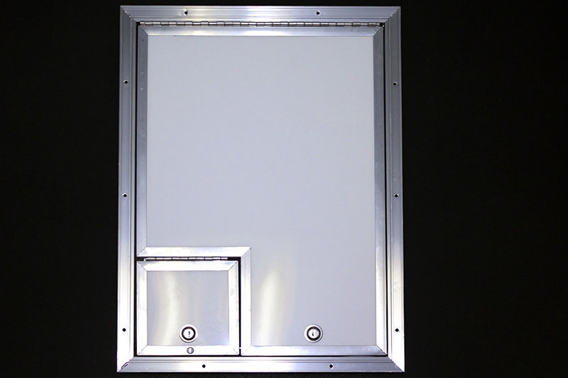 16x22 Fiber Optic Splicing Door